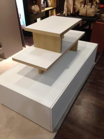 Trabajos de maedra mobiliario para negocios - Mobiliario de zapateria ...